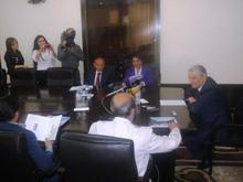 Շիրակի մարզպետն ընդունեց ՀՀ արվեստի վաստակավոր գործիչներին