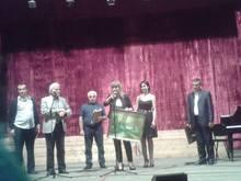 <<Շիրակ-Ջավախք>> մշակութային օրը Նինոծմինդայում